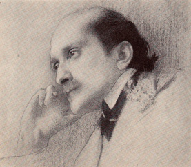 Portait d'Edmond Rostand (Pascaud 1901)